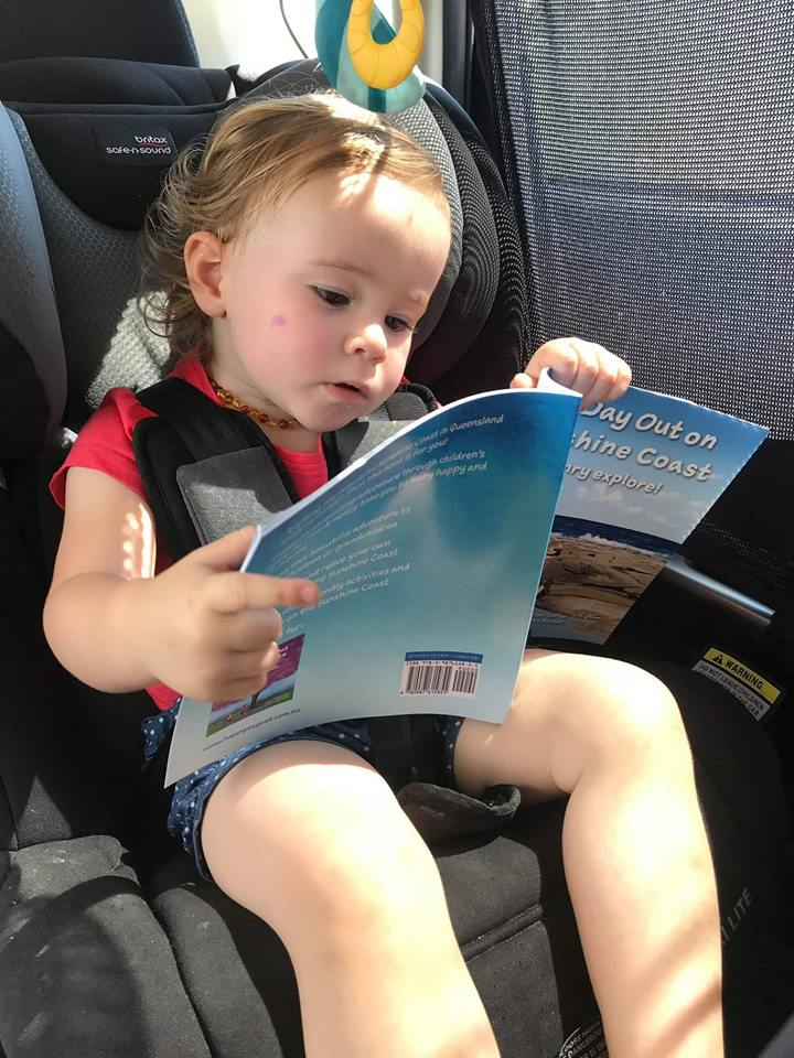 Kids Travel Guide