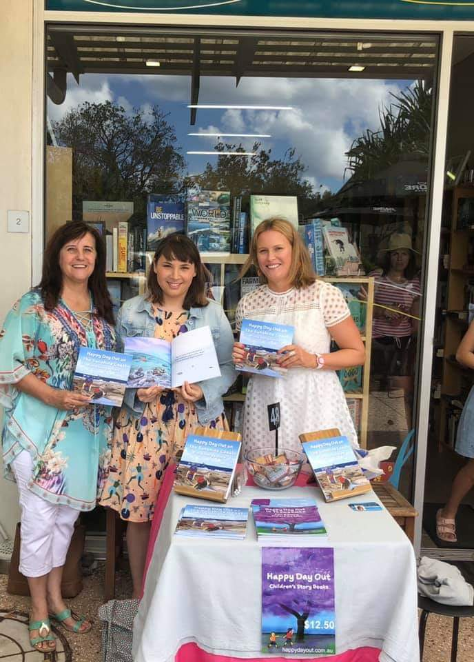 Book Signing (Annie's Books on Peregian)
